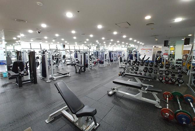고양백석체육센터 전경3