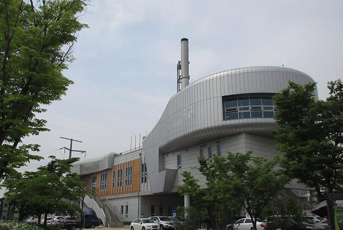 고양바이오매스 에너지시설